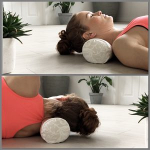 Yoga Neck Bolster