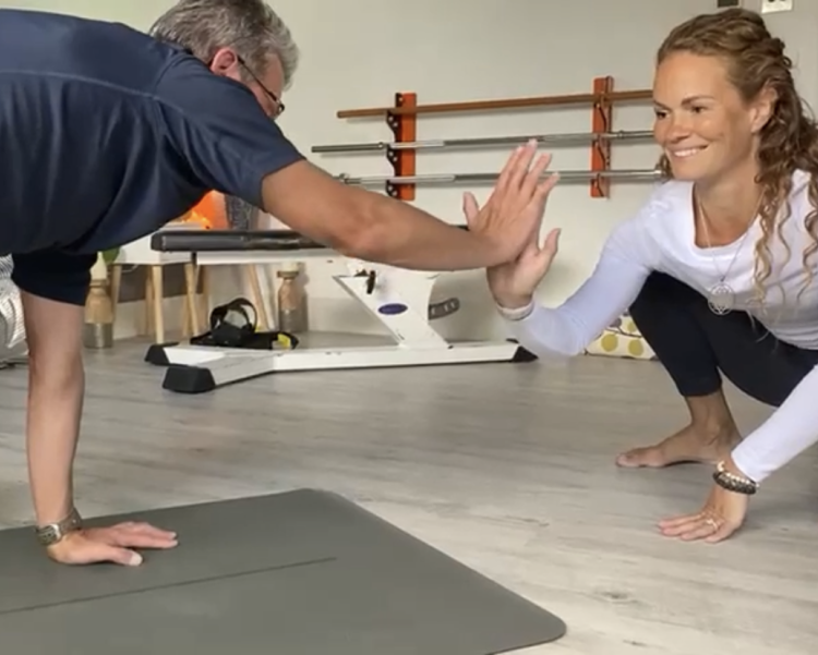 yoga movement coach