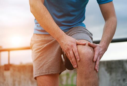 Joint Stiffness knee pain