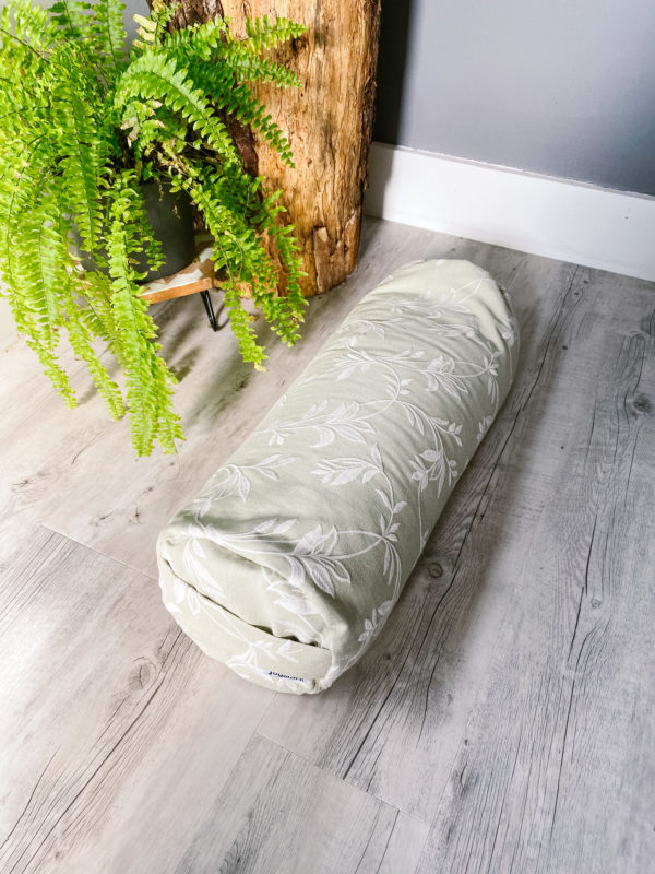yoga bolster cover