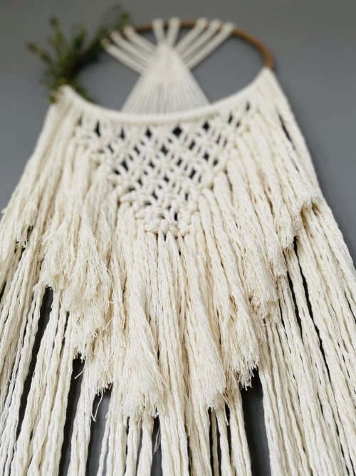 large macrame below