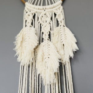small macrame below