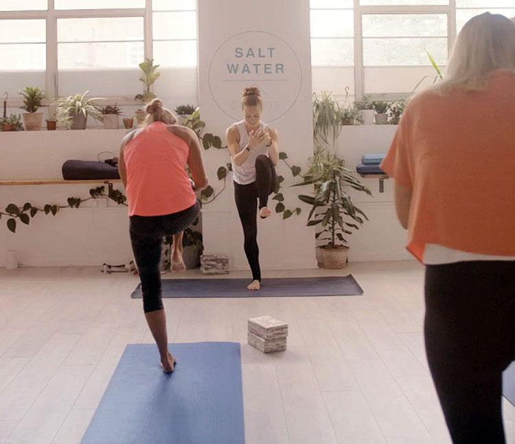 Yoga Classes in Worthing